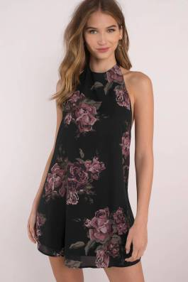 black-multi-rose-to-the-occasion-floral-print-swing-dress@2x