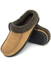 man slippers