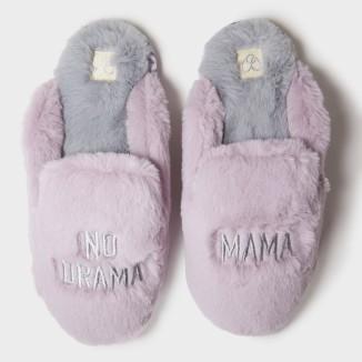 no drama mama slippers